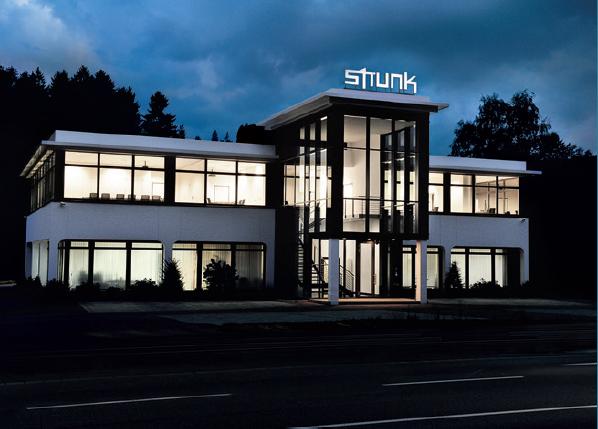 Strunk Firmensitz