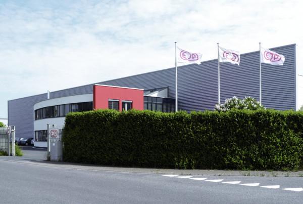 EJP Firmensitz