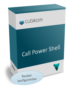 cubikom Vault Call PowerShell Job