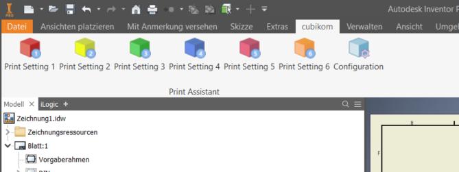 cubikom Toolbox Print Assistant