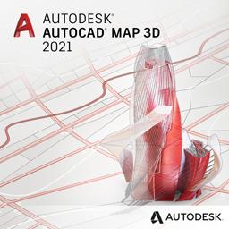 AutoCAD MAP 3D 2021